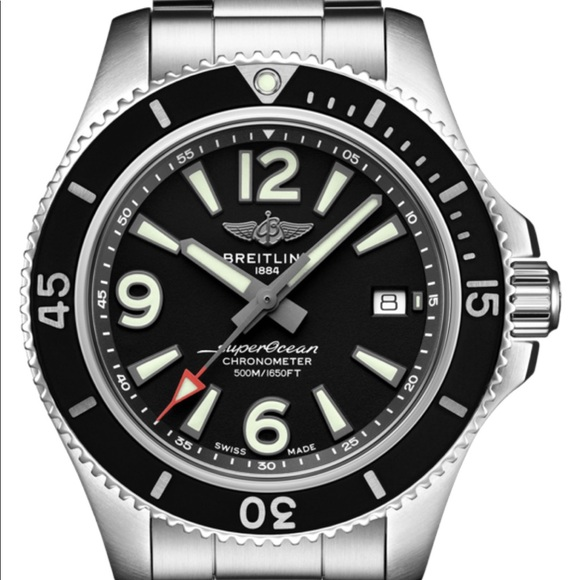 Breitling Other - Breitling Superocean Automatic 44